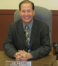 Jim Swift City Council Member