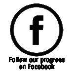 follow our progress on facebook