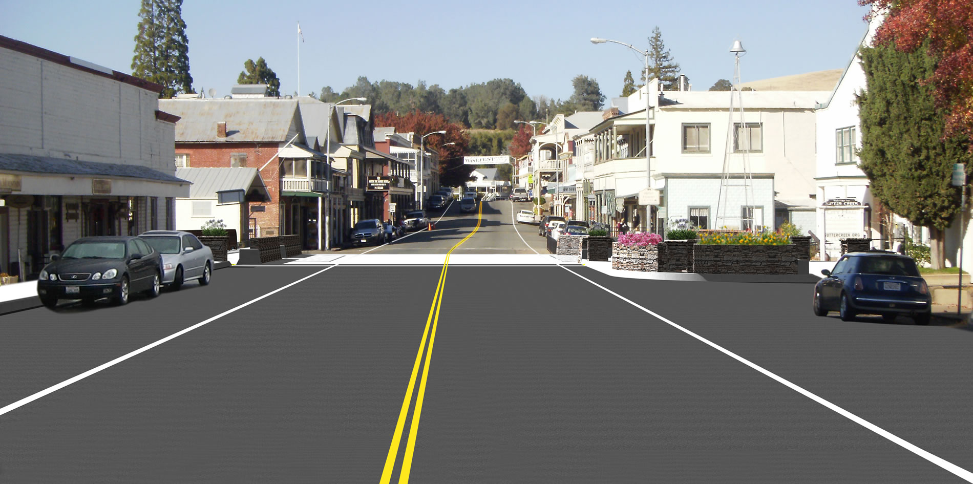 Sutter Creek Main Street Bridge Project