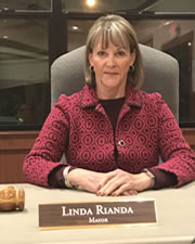 Linda Rianda, City Council Member