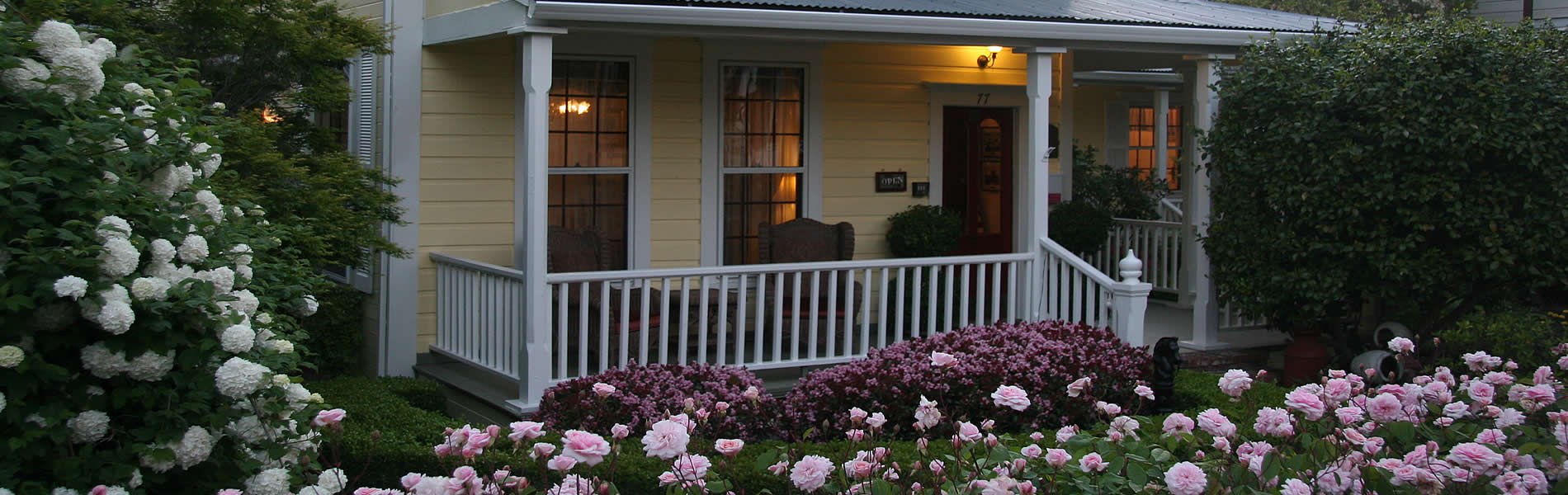 city of sutter creek lodging
