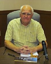 Tim Murphy Mayor