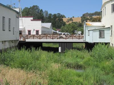 sutter creek bridge