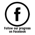 follow our progress on facebook