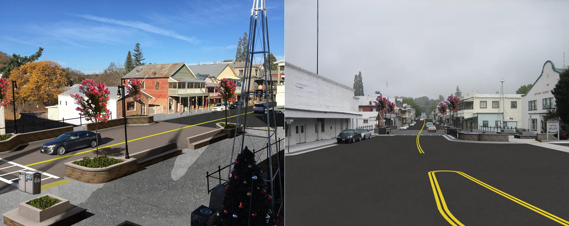 Sutter Creek Main Street Bridge Project