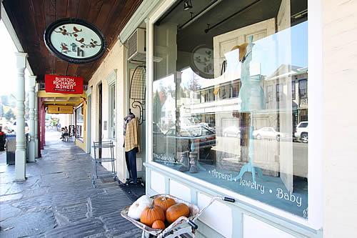 sutter creek main street shopping